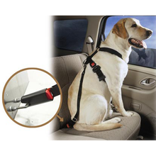 Load image into Gallery viewer, My Pet Universal Seat Belt Restraint