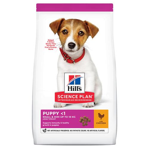 HILL'S SCIENCE PLAN Puppy Small & Miniature