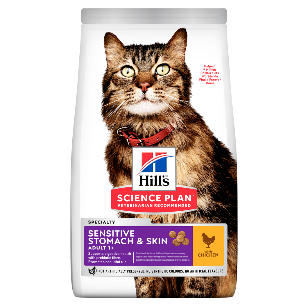 Hill's Adult Sensitive Stomach & Skin