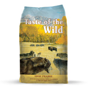 Taste Of The Wild Roasted Venison And Bison