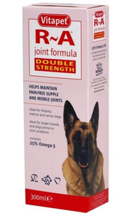 Vitapet Double Strength R & A Formula