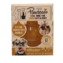 Load image into Gallery viewer, WOOF & BREW Pawsecco Baubles
