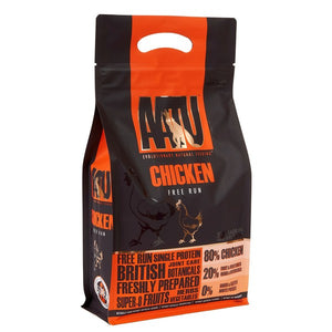 Aatu 80/20 Single Protein Dry Food With Chicken