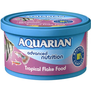 Aquarian Tropical Fish Flake Food