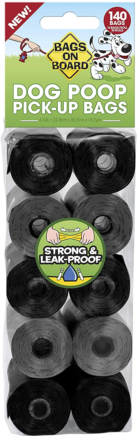 Bags on Board Poop Pick-up Bags Strong