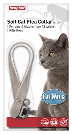 Beaphar Flea Catwalk Collar