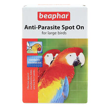 Load image into Gallery viewer, Beaphar Anti-Parasite Spot On For Birds