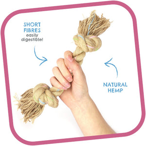 Beco Double Knot Hemp Rope