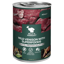 Load image into Gallery viewer, Billy + Margot Venison Superfood