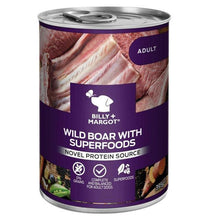 Load image into Gallery viewer, Billy + Margot Wild Boar Superfood