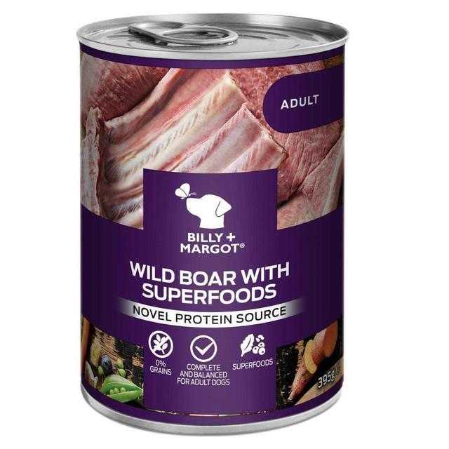 Billy + Margot Wild Boar Superfood