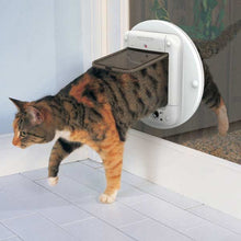 Load image into Gallery viewer, Cat Mate Glass Fitting Cat Flap