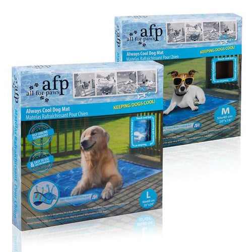 All For Paws Chill Out Cool Dog Mat