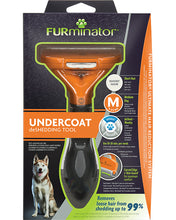 Load image into Gallery viewer, Furminator Undercoat deshedding Tool For Medium Dog