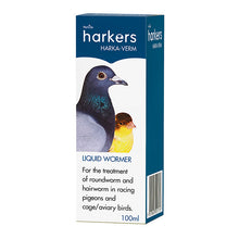 Load image into Gallery viewer, Harkers Harka-Verm Liquid Worming Treatment For Pigeon