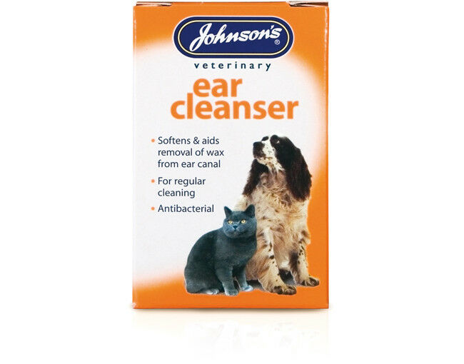Johnson's Ear Cleaner