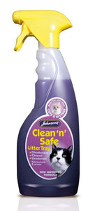 Johnsons Clean 'N' Safe Litter Disinfectant