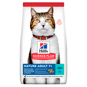 HILL'S SCIENCE PLAN Mature Adult Cat