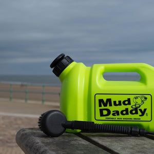 Mud Daddy Portable Mud Washing Brush