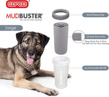 Load image into Gallery viewer, Dexas MudBuster Light Grey