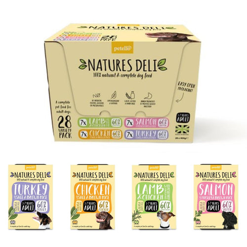 Natures Deli Multipack Trays  (Gluten Free)