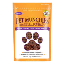 Load image into Gallery viewer, Pet Munchies Training Treats