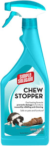 Simple Solution Dog Chew Stopper