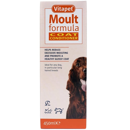 Vitapet Moult Conditioner