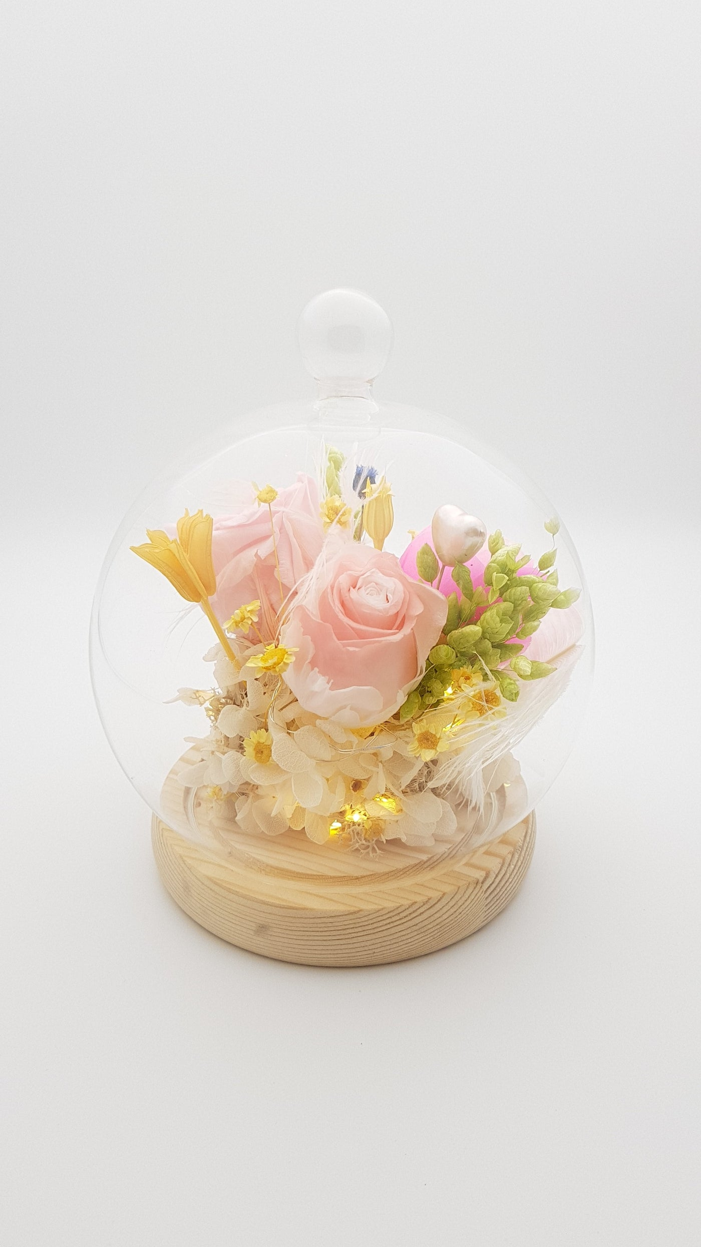 Preserved Flower 189 (w led lights)