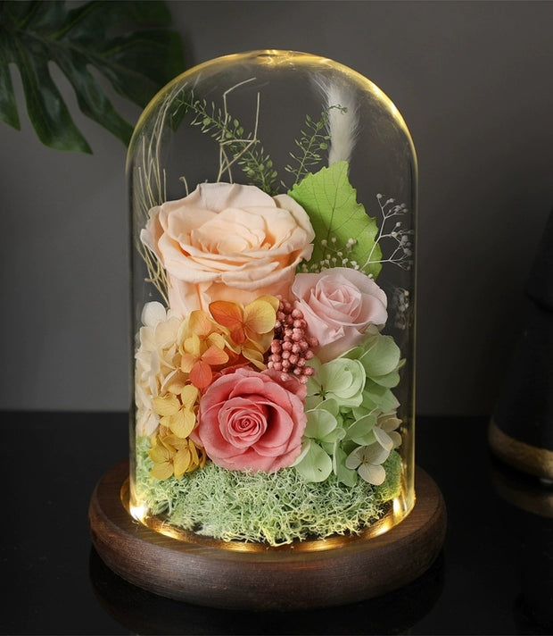 Preserved Flower 229 (w led lights)
