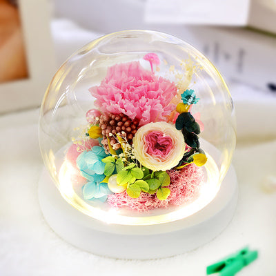 Preserved Flower 323 (w led lights)