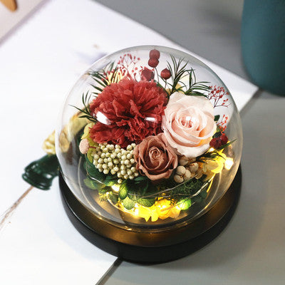 Preserved Flower 338 (w led lights)