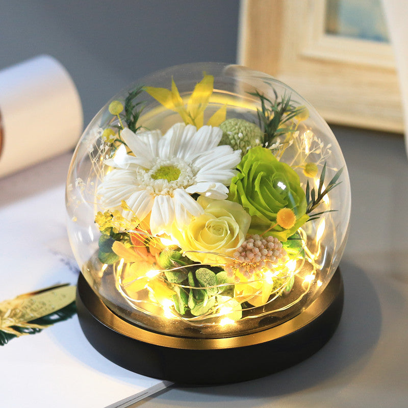 Preserved Flower 342 (w led lights)