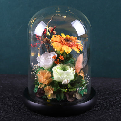 Preserved Flower 279 (w led lights)