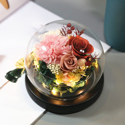 Preserved Flower 341 (w led lights)