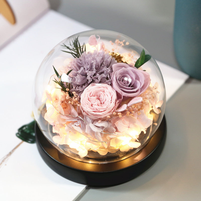 Preserved Flower 339 (w led lights)