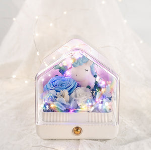 Preserved Flower 273 (w led & bluetooth speaker)