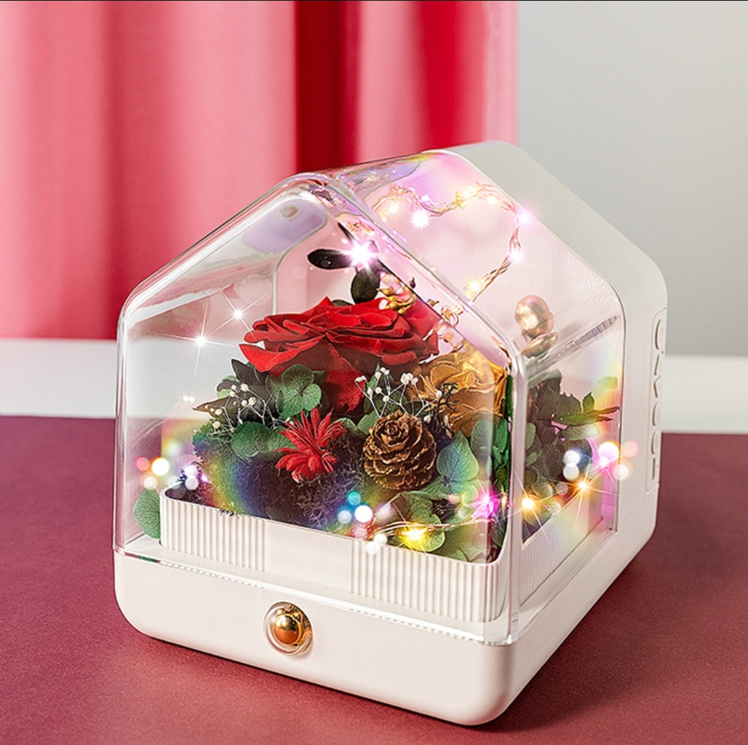 Preserved Flower 274 (w led & bluetooth)