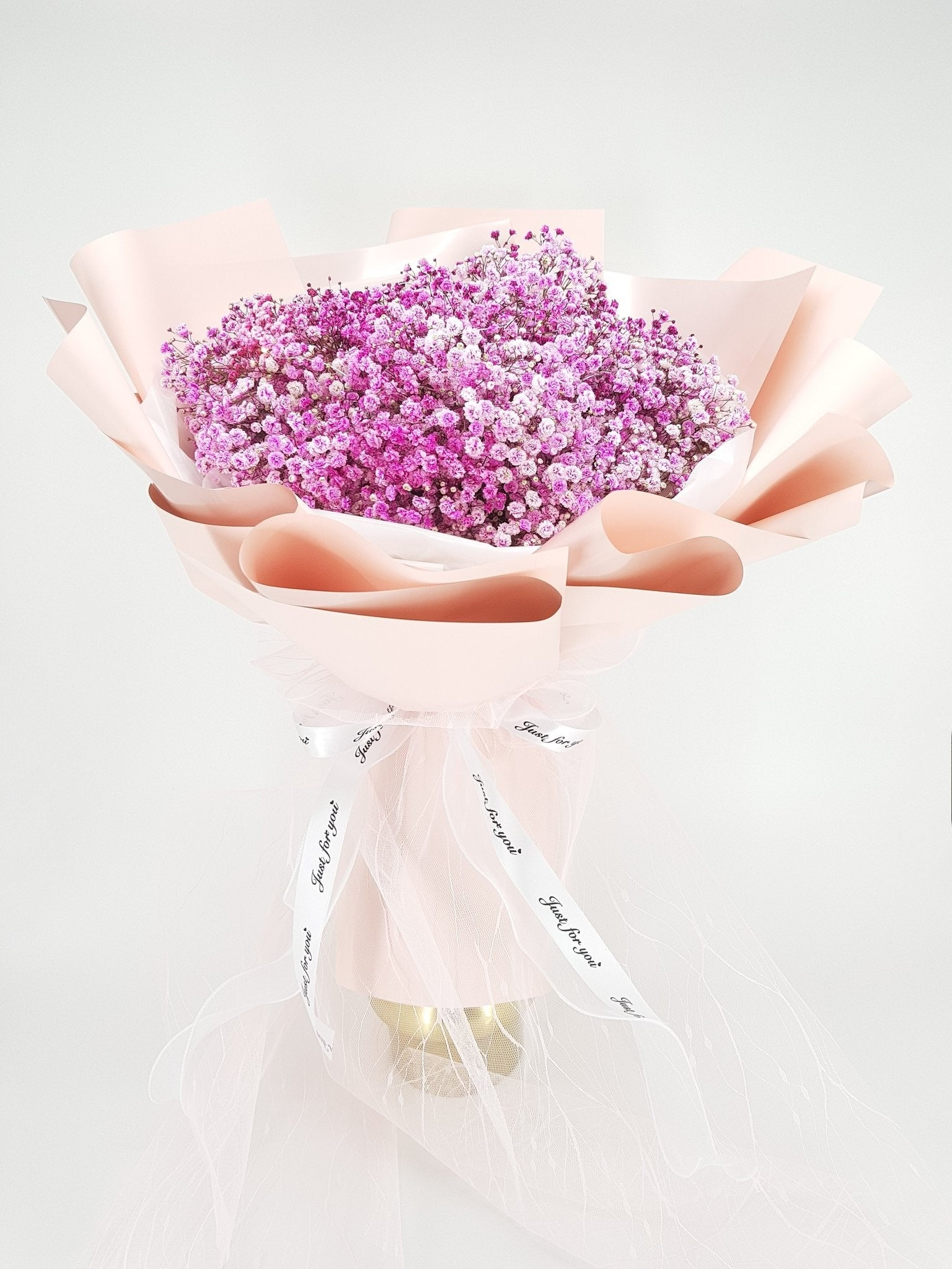 Big Baby Breath Bouquet (Available in other Colours)