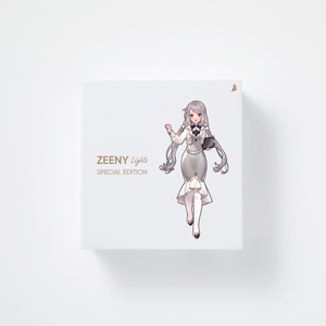 【Special Edition】白鴎 鈴蘭 for Zeeny Lights(ホワイト)