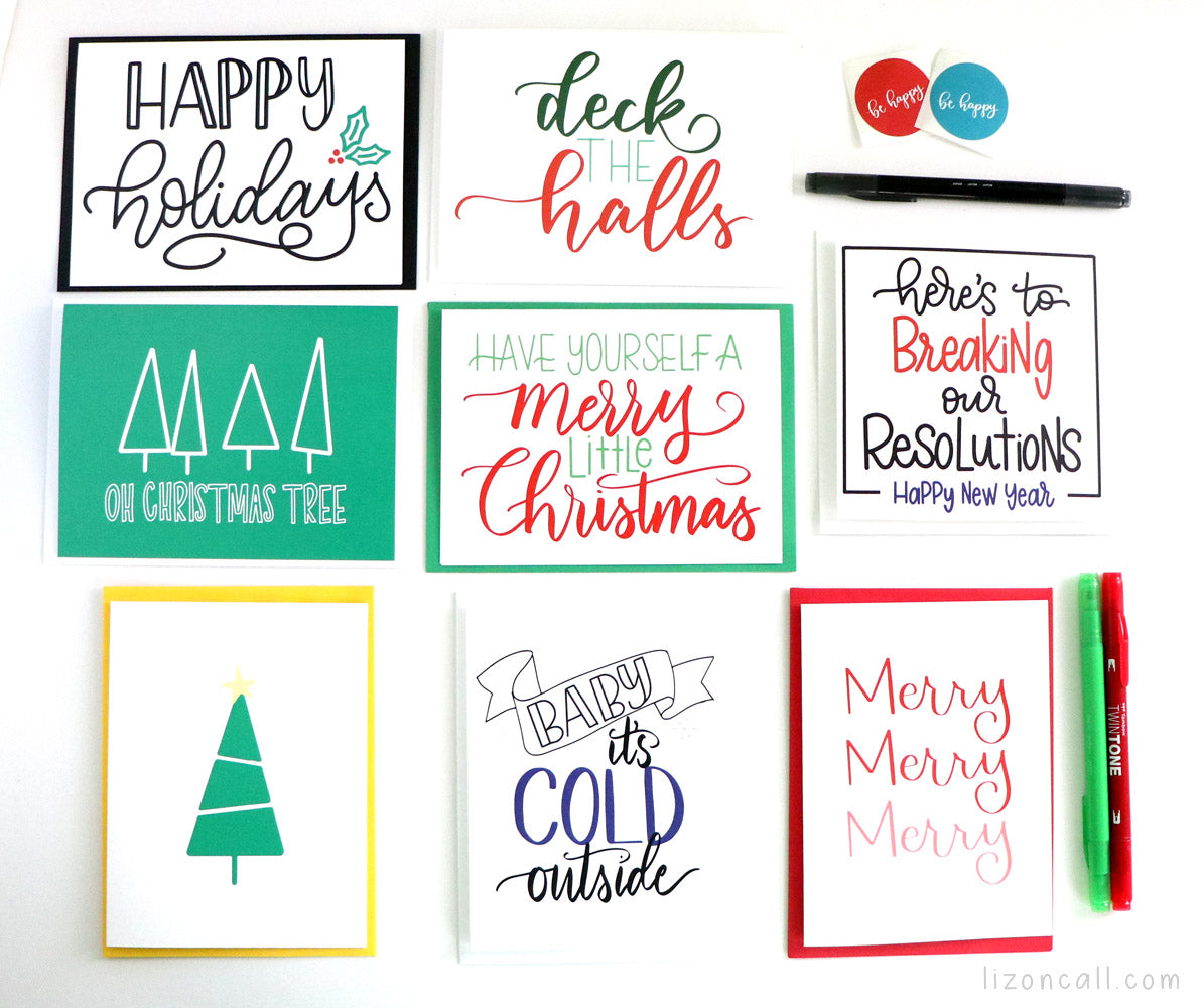 Holiday Sentiments