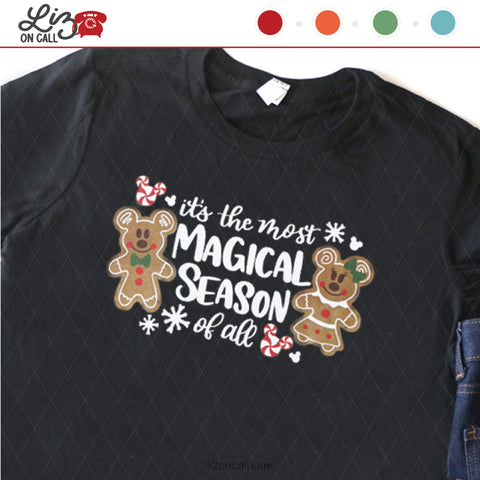 Most Magical Season T-Shirt