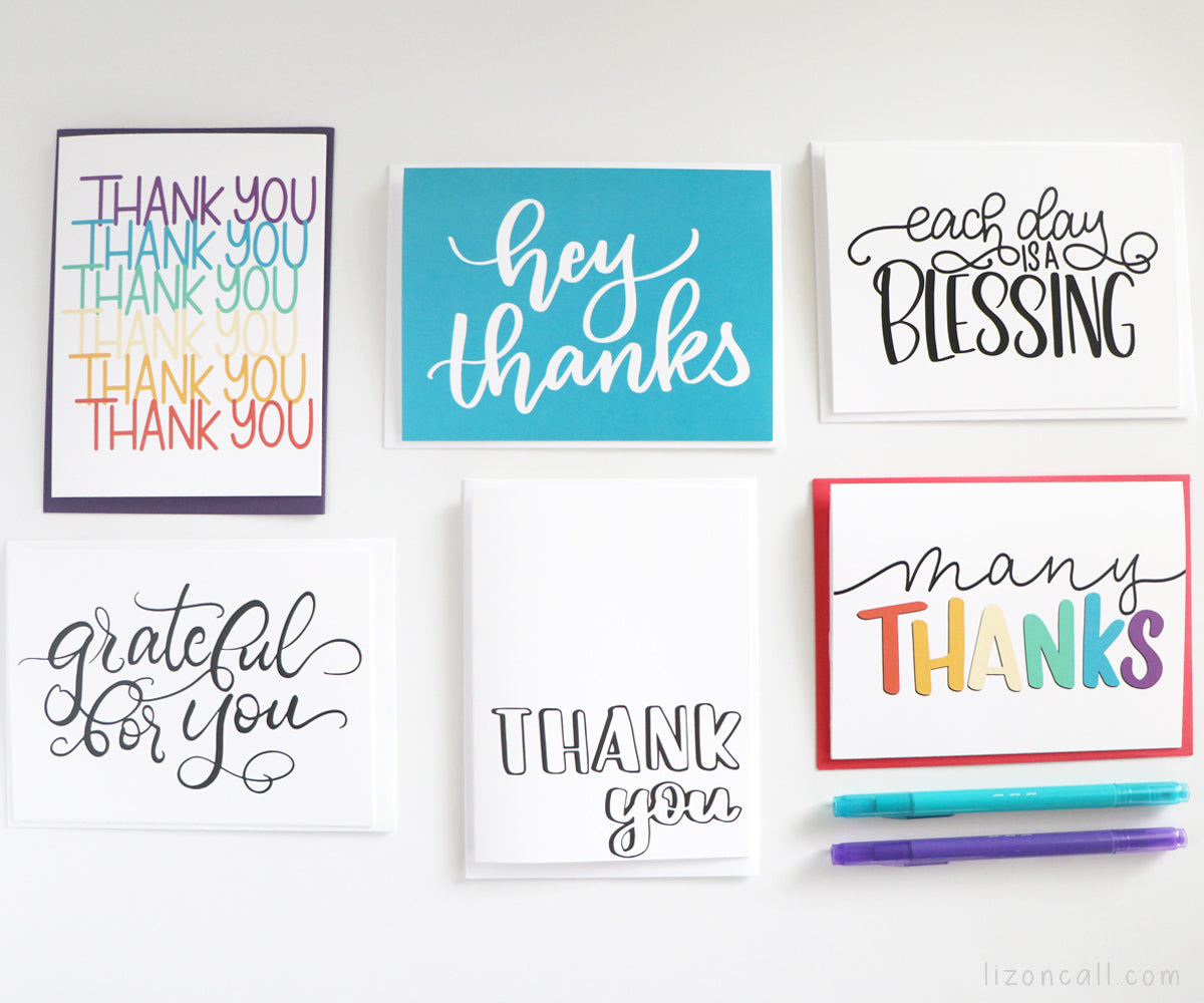 Thankful Sentiments