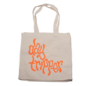 Day Tripper Canvas Grocery Tote