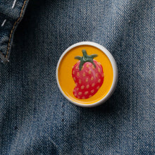 Load image into Gallery viewer, Fruits & Miscellaneous GlueBabies Pins (plastic)
