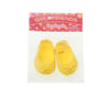 "Yellow Flats - Shoes for 18"" Doll"