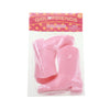 "Pink Cowgirl Boots - Shoes for 18"" Doll"
