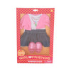 "Pearly Girly Outfit - Fashion Pack for 18"" Doll"