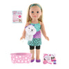 "18"" Doll & Accessories Playset - Pet Salon - Be My Girl"
