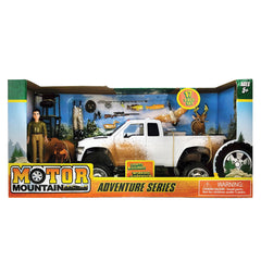 Motor Mountain - Hunting Set with Truck